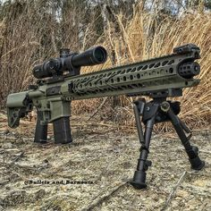 War-Sport LVOA Rifle: