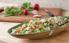 Brown Rice Salad | Whole Foods Market.  Yum - Oh my gosh this sounds amazing.  And I already have most of these ingredients on a regular basis!