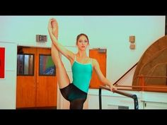 Anaheim Ballet: Andie Stops By... - YouTube