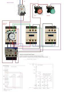 Esquemas eléctricos: ESTRELLA TRIANGULO CIRCUITO DE MANDO