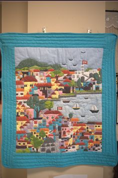 From Happy Villages-Karen Eckmeier