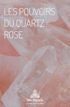 Pierre Quartz, Witch Rituals, Pierre Rose, Good Morning Gorgeous, Like A Rolling Stone, Miracle Morning, Burn Out, Doreen Virtue, Quartz Rose