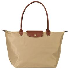 Longchamp - I really want the tan one next