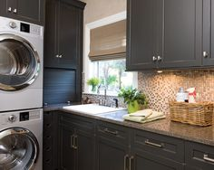 Laundry Room Organization Design, Pictures, Remodel, Decor and Ideas - page 12