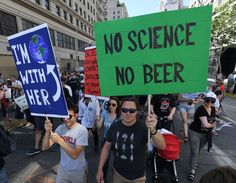 31 of the Best Signs From the March for Science