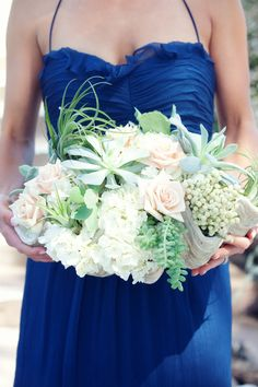 I so love these succulents for your Little Mermaid themed Wedding - Look! they are in a Sea Shell!  Your Guest will Love This!  What a Memory Maker and a great keepsake for your Maidens!  Photography By / http://gillettphoto.com,Floral Design   Decor By / http://seascapeflowers.com