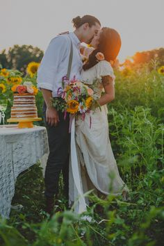 Sunflowers and Garden Roses picture by Ashley Elizabeth Photography