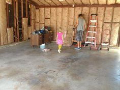 Flooring Options for a Garage-Turned-Playroom
