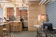 Le nouveau café restaurant Fiorellino : partage, simplicité et authenticité - Index-Design.ca