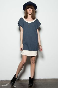 Chloe Dress: Blue from Sub_Urban Riot for $68.00