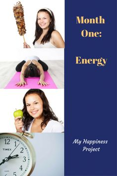 Month One: Energy