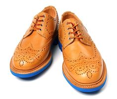 Union LA X Mark Mcnairy Kill it again with their latest Wingtip Country Brogue.  SWAG-In-SWAG-Out All  day everyday.