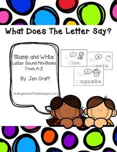 What Does The Letter Say? (A-Z)