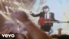 AC/DC - Thunderstruck (Official Video) - One of the greatest songs ever! 80s Songs, Music Songs, Music Videos, Led Zeppelin, Malcolm Young, The Razors Edge, Bon Scott, Brian Johnson, Rock Videos
