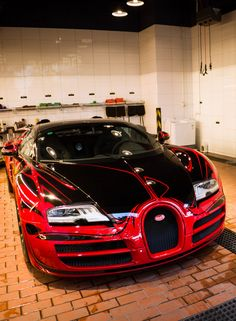 Bugatti Veyron L'Or Rouge