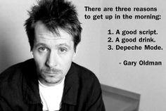 Depeche Mode, Gary Oldman