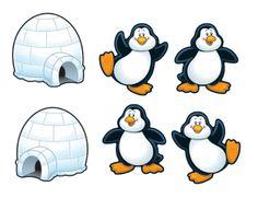 Penguin theme classroom