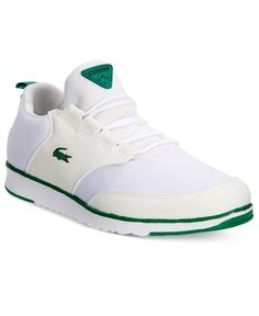 e4b63f32f6ffd4 Lacoste Men s L.Ight Sneakers Men - All Men s Shoes - Macy s