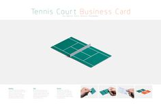 Denia Salu Tennis Academy: Business card