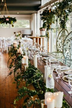 Love this bridal table!