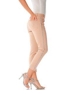 Carry Allen - Röhrenhose puder im Heine Online-Shop kaufen