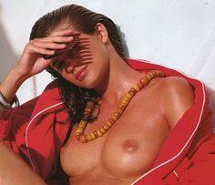 Gia Carangi. Nude. Unknown date.