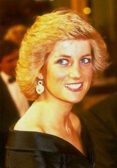 Diana's Diamond Earrings #RoyalSerendipity #royal #princess #Diana Princess Diana Queen of Hearts