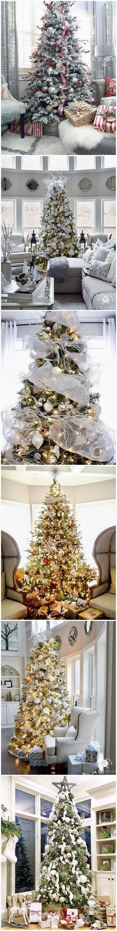 How to Decorate a Christmas Tree, in Just FIVE Steps! A beautiful ...