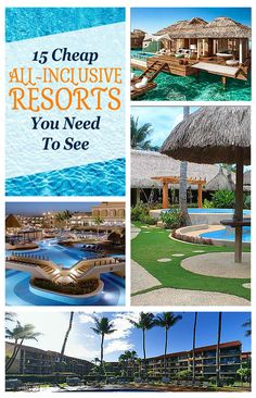 1000 images about vacay spots on pinterest belize for All inclusive fishing vacations usa