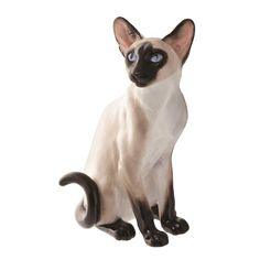 John Beswick Colour Point Siamese Figure