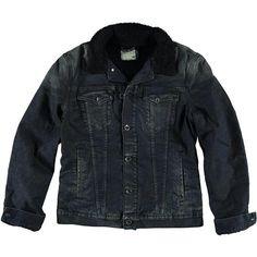 Giubbotto in jeans con interno pelliccia Gas - € 159,00 scontato del 10% lo paghi solo € 143,10 | Scopri tutte le proposte Gas di Nico.it