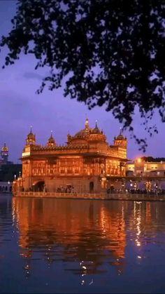 Sikh Quotes, Gurbani Quotes, Best Lyrics Quotes, Motivational Quotes For Life, Beautiful Words Of Love, Beautiful Songs, Animals Beautiful, Positive Thinking Videos, Guru Nanak Wallpaper