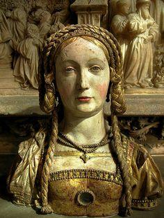 Reliquary - Female Saint