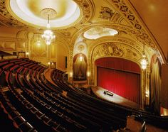 Orpheum Theater in Omaha - Lots of family-friendly shows come through Omaha from Broadway musicals to ballet to live music.