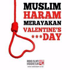 valentine day hari kejatuhan islam