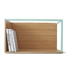 Also comes in white. More than one place in our house for this, I think. IKEA PS 2014 Storage module - bamboo/light green - IKEA