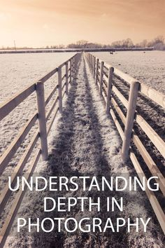 Learn how to use depth effectively in your photography, so your photos look real and 3D, not flat and 2D. (Or reverse these tips for abstract…