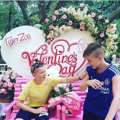 Happy Valentine's day~~~