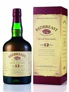 Irish Whiskey II - Redbreast Irish Pure Pot Still Whiskey 12 Jahre