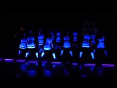 The beginning was cool! Brownwood High School Blackout Pep Rally 2014 - YouTube
