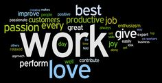 work affirmations wordle