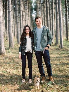 fall-engagement-session-in-the-woods-1