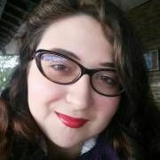 """Miss Mercedes R.  """"I am a novelist, poet, and tutor by trade. I also work as a freelance editor and writing coach. In my spare time, I work with digital art programs, play video games, look up random facts, and am currently building a Pathfinder campaign as a GM (game master).''"""