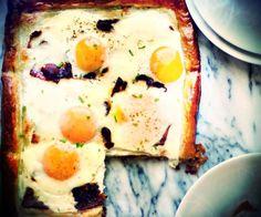 ΤΟ ΑΥΓΟ ΜΑΤΙ…{{ΑΛΛΙΩΣ}} Pancakes, Brunch, Eggs, Breakfast, Food, Morning Coffee, Essen, Pancake, Egg