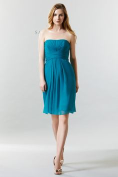 Come try this dress on at Bobbies Bridal in Peoria, IL! SB Boutique Bridesmaids#BB1116