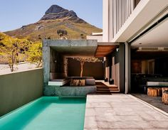 Pod Boutique Hotel by Greg Wright Architects