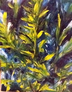 Tropical  Artwork by Artist Sharon Wood swoody@internode.on.net