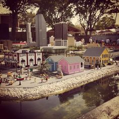 Yes, I do in fact want to go to Legoland.  I still think Legos are the best invention ever.