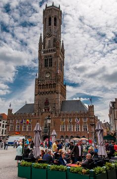 Bruges, Belgium  http://www.travelandtransitions.com/destinations/destination-advice/europe/