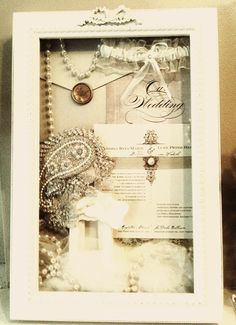 Shadow Box Ideas For Wedding Anniversary Click To Find Out More